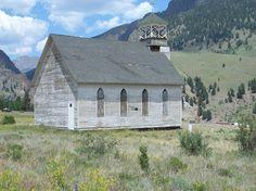 Creede, CO...Old Church