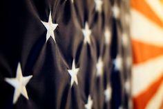 25+ Patriotic American Flag Photography