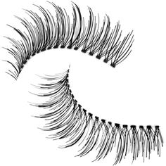 Trish Mcevoy Instant Pick-Me-Up Lashes found on Polyvore featuring beauty products, makeup, eye makeup, false eyelashes, beauty, accessories, fillers, black and trish mcevoy