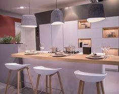 Beleuchtung Theke Küche - Leicht Küche