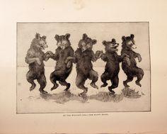 dancing bears | Daniel Wetmore