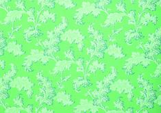 Scrolling Acanthus Wallpaper - Fonteyn | Soane