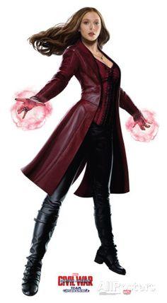 Resultado de imagen para scarlet witch civil war