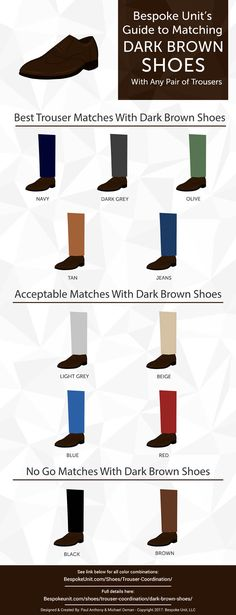 Brown Formal Shoes, Dark Brown Shoes, Formal Shoes For Men, Mens Style Guide, Men Style Tips, Mens Dress Outfits, Men Dress, Work Outfits, Brown Shoes Outfit