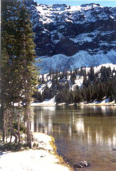 Emerald Lake, Gallatin Gateway, Montana