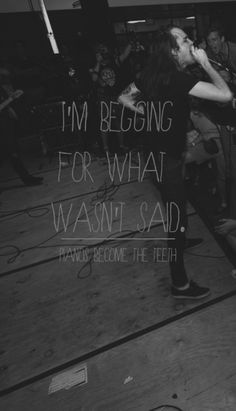 And I'm begging for the same flake to fall twice for the first time. Kinds Of Music, Music Is Life, Good Music, My Music, Beach Rats, Band Photos, Pop Punk, Song Quotes, Live Love