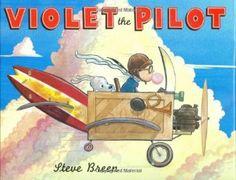 Violet the Pilot: Amazon.es: Steve Breen: Libros en idiomas extranjeros