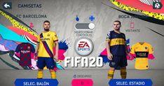 YA SALIO! FIFA 20 ANDROID OFFLINE GRAFICOS HD, EQUIPOS SUDAMERICANOS Y EUROPEOS ACTUALIZADOS      🎮 JUEGOS Y TARJETAS PSN A MITAD DE PRECI... Fifa Games, Ps4 Games, Fifa Ps4, Point Hacks, Xbox One Pc, Fifa Women's World Cup, Game Resources, Game Update, Test Card