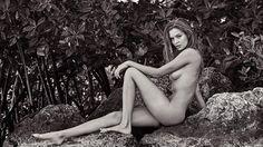 Josephine Skriver's Instagram and a Photographic Ode to Hugh Hefner