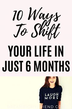 How To Change Your Life - 10 Ways To Change Your Life In 6 Months Change Your Life Quotes, Change My Life, Self Development, Personal Development, Self Improvement Tips, Life Motivation, Better Life, Self Help, You Changed
