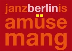 Postkarte: amüsemang Berlin Ick Liebe Dir, Berlin City, Berlin Berlin, Let's Talk About Love, Cities In Germany, Travel Words, E Cards, Humor, Quote Of The Day