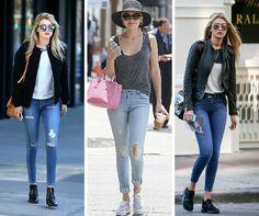 All about fashion: Street Style: Gigi Hadid