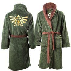 Official Zelda Bath Robe