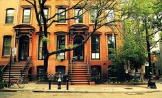 Cobble Hill, Brooklyn. New York City by Vivienne Gucwa