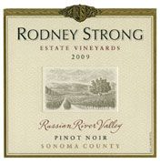 Rodney Strong Estate Pinot Noir 2009