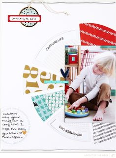 Blog: LOTW | Cathy - Scrapbooking Kits, Paper & Supplies, Ideas & More at StudioCalico.com!