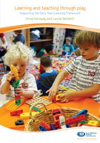 The Early Years Learning Framework: Learning and teaching through play focuses on The Early Years Learning Framework (EYLF) for Australia and explains how educators examine their understandings of play and how play-based approaches require intentional planning and teaching in order to support and extend children's learning.    Throughout the book there are practice examples and questions for critical reflection and discussion with colleagues.