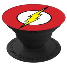 Popsockets Cell Phone Grip and Stand DC Comics - Flash Icon