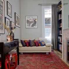 Decorating with asian rug
