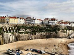 Ericeira Popular Holiday Destinations, Visit Portugal, Fishing Villages, Surfing, Coast, Scene, Spaces, Pictures, Lisbon
