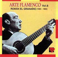 Arte flamenco Román el Granaíno - Román El Granaíno: