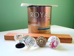 DIY Jewelry Organier