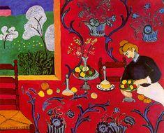 Matisse, Henri - The red room - 1908 | for my set Rooms / de… | Flickr