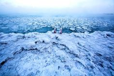 Polar Vortex 2014: Photos of a Chicago Deep Freeze Kudos to Brian Clay for going outside.