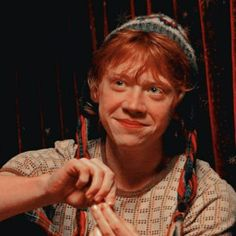 which harry potter boy is your soulmate? | ron weasley