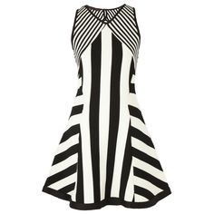 Lindo Stylish Dresses, Cute Dresses, Beautiful Dresses, Casual Dresses, Fashion Dresses, Dresses For Work, Colorblock Dress, Striped Dress, Dress Patterns