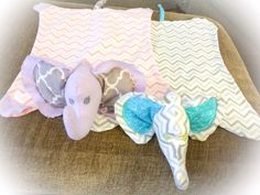 Lovey elephants for my baby and my sweet nephew!