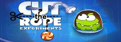 Cut The Rope HD and Cut The Rope: Experiments HD on sale for a limited time on Google Play