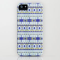 A design I am selling on Society6 for an iPhone case, Custom Aztek pattern ^_^    design by   be.net/fromtheplante