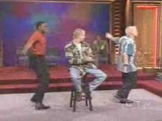 Whose line with Robin Williams! Sooo funny