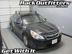 Rack Outfitters - Subaru Legacy Sedan Thule Traverse SQUARE BAR Roof Rack 10-13*, $327.85 (http://www.rackoutfitters.com/subaru-legacy-sedan-thule-traverse-square-bar-roof-rack-10-13/)