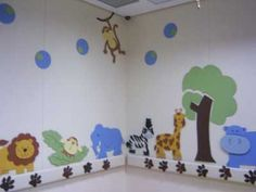 Decoração Sala de Aula de Educação Infantil