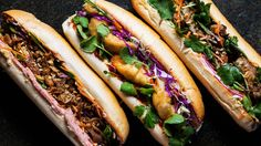 Throw a banh mi dinner party; make all of your friends love you: