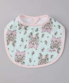 Take a look at this Sacred Heart Soft Bib by Icky Baby on #zulily today!
