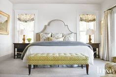 master bedroom | Caitlin Wilson