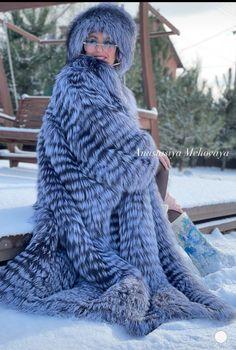 Fabulous Furs, Apres Ski, Fox Fur Coat, Girly Outfits, Merino Wool Blanket, Mittens, Mantel, Faux Fur, Fur Hats