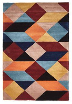 Matrix Pure Wool 904 Sunset Rug