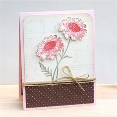Awesome ideas for homemade cards