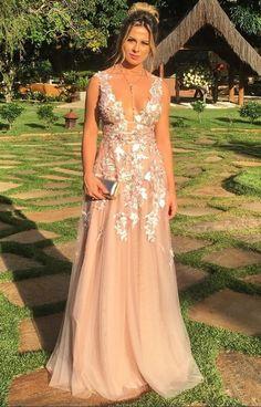 vestido madrinha de casamento campo Vestido Casamento Campo 29dcfcb0570