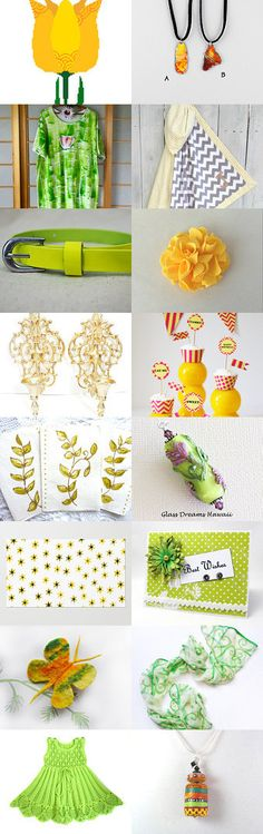Here comes the Sun! by Olga on Etsy--Pinned+with+TreasuryPin.com