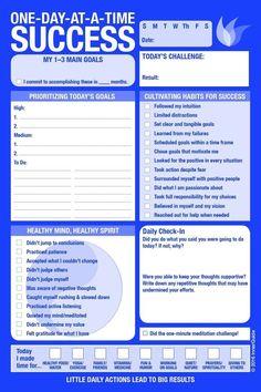 planner page idea Goals Planner, Life Planner, Life Binder, Daily Planner Printable, Planner Pages, Goal Planning, Planner Organization, Office Organization, Social Work