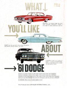 1961 Dodge (Int'l)