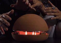 Desktop Candle Heater - Natural