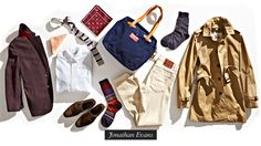 parkandbond:  Pre-season Picks We teamed up with three top men's bloggers to pick 50+ must-have items to add to your fall wardrobe—get 'em before they're gone.