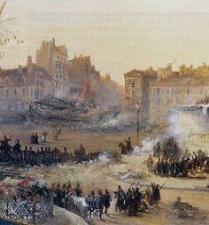 1848, l'avènement des possibles : de l'espoir déçu d'une République démocratique et sociale à l'autonomie ouvrière Première partie. La Révolution de 1848 ou la
