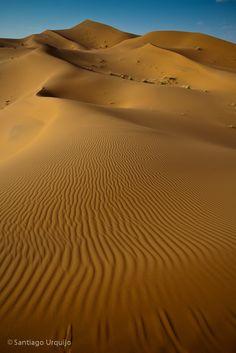 Into the Desert ~ Erg Chebbi, Morocco | Santiago Urquijo on Flickr